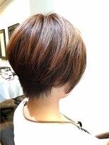 コレット ヘアー 大通(Colette hair)スタイル×ショート