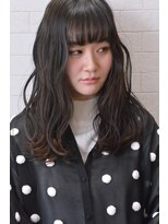 アトリエ ドングリ(Atelier Donguri)『髪質改善』ennui wave