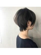 ヘアー サロン レイラン(Hair Salon REIRAN)大人ショート