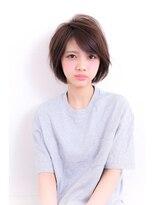 ウノプリール 梅田店(uno pulir)#uno pulir 古尾 クラシカルモード☆ミルクティーショート