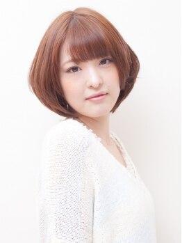 美容室 ハートヘアー(HEART hair)の写真/『選べる縮毛矯正』が話題◎お客様の髪質・希望に合わせて縮毛矯正のタイプをセレクトできちゃう♪