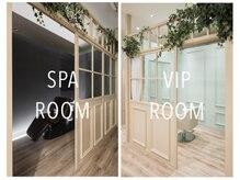 モリオフロムロンドン 大宮店(morio from London)の雰囲気(Spa Room & VIP Room)