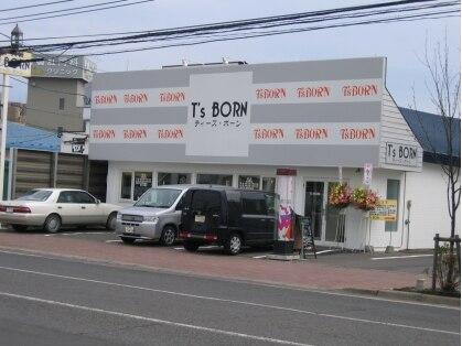 ティーズ ボーン 新橋店の写真