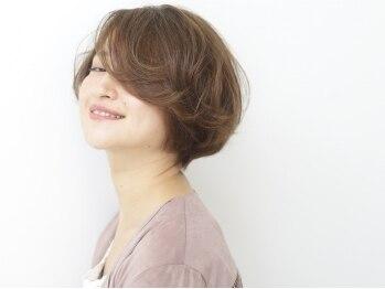 コントロールヤクモ(QONtROL YAKUMO)の写真/<女性スタッフのみ>イルミナ&TOKIO orハホニコTrのお得なクーポン有◎好みに合わせたTrで理想のヘアに♪