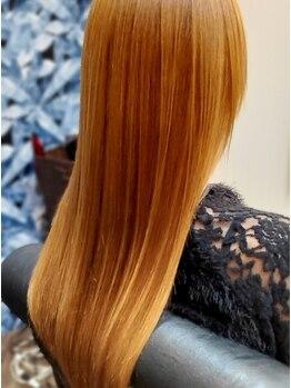 美髪 ラボヌビア(labo Nubia)の写真/【髪質改善専門店☆】どうにもならないダメージ毛で諦めてきた方を救済します!Nubiaで美しい髪へ―