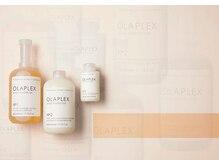 世界が認めた業界最注目!オラプレックス【OLAPREX】で髪本来のハリとツヤをもたらします♪