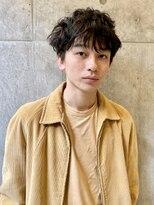 コクーン(Cocoon)【SHUN】くせ毛風マッシュショート