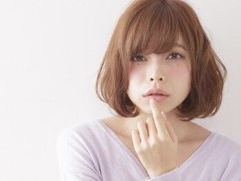アドラーブル けやき通り店(adorable)の写真/【新潟駅南口☆徒歩3分】あなたの髪質・ボリューム・毛流れまで調整し、人気の「小顔」スタイルを実現。