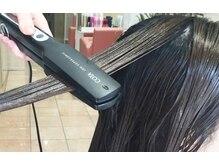 ヘア ビューティー ストーク 東浦店(Hair Beauty Stork)の雰囲気(超音波トリートメントでさらっさら&つるっつる♪)