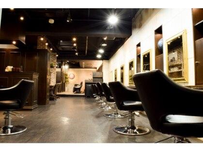 ヘアラウンジ アサンテ(Hair Lounge ASANTE)の写真