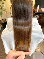 キャラ 池袋本店(CHARA)スーパーロングヘアをサラサラの艶々髪に♪【CHARA池袋/貴也】*