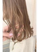 ラボヌール ヘアー エクラ(La Bonheur hair eclat)年中人気☆ミルクティーベージュ
