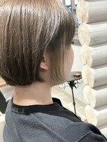 クレエ ヘアー デザイン(creer hair design)シアベージュ