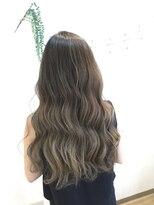 ヘアーデザイン アコースティック(Hair Design ACOUSTIC)バレイヤージュカラー