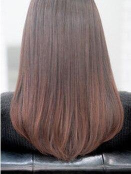 オイル(oiL)の写真/新システムトリートメント導入★還元ケラチン×熱の効果でもっと強く美しい髪へ。