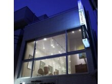 ポートレイト ヘアーデザイン(PORTRAIT hair design)の雰囲気(仙川ミスタードナッツ向かいの2階にサロンはあります♪)