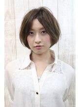 アイリーヘアー(iriE hair)大人かわいい ゆるパーマボブ☆