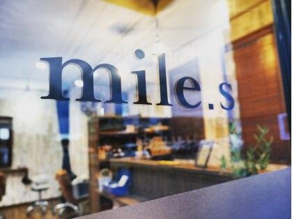 マイル(mile.s)の写真