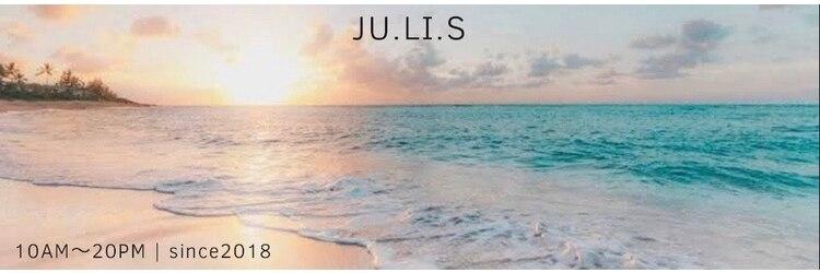 ユリエス(JU.LI.S)のサロンヘッダー