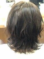 ココロ(HAIR CoCoro relaxation)トレンド☆オリーブグレージュ☆