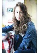 ラベリー(LOVELEY)ロブノーブルクラシカルバイヤージュチェリーレッドミディ☆ 17