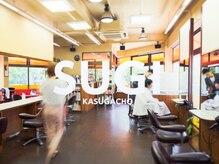 スギ(SUGI)