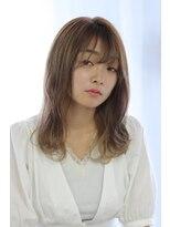 ヘアリゾート ブーケ(hair+resort bouquet)【大人可愛いミディアムカール♪】