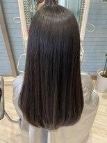 ビス ヘア アンド ビューティー 西新井店(Vis Hair&Beauty)縮毛矯正/艶感ストレート/透明感/ナチュラル