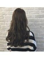 クレーデヘアーズ 相田店(Crede hair's)#ヌーディアッシュ&ハイライト