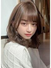 ビューティーコネクション ギンザ ヘアーサロン(Beauty Connection Ginza Hair salon)【佐々木style】大人可愛いゆるふわミディ