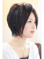 美容室 アンビー 新高円寺(envie)すっきりショートスタイル