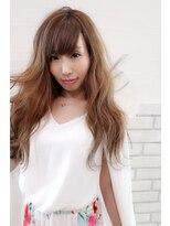 ヘアーグランデシーク(Hair Grande Seeek)艶◎milk tea summer♪