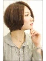 アコンプリッシュ 代官山(accomplish)【acco】大人かわいいショートボブ♪