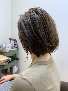 フーヘアーリビング(Fuu Hair Living)オリーブグレージュ