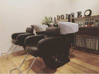 ヘアーメイク ドルチェ(Hair make DOLCE)の写真