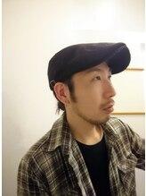リアン ヘアーデザインスタジオ 横須賀店(Lien hair design studio)船渡 慎吾