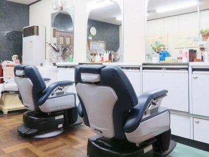 ワタナベ理容室の写真