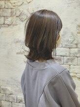トヌコア ルア 下北沢(Tonukoa Rua)【サロンスタイル】白髪と髪の乾燥を改善したい40代のお客様