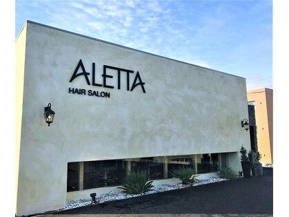 アレッタヘアーサロン(ALETTA HAIR SALON)の写真