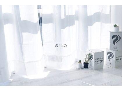 シロ(silo)の写真