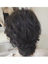 キュアー 千葉店(hair&make cure)パーティーヘアーセット