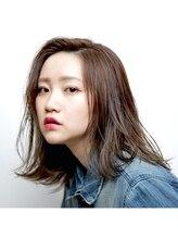 ヘアーサロン ビコ(hair salon bico)【bico】外ハネ感がおしゃれなミディアム