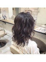 ブレッザヘアー(Brezza hair)エアリーカール×Brezza hair 笹塚