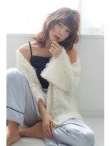 ココロヘアー 中島店(Cocolo hair)【Cocolo hair】ゆらめくエアリー×ロブ