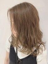 ネオヘアー 東向島店(NEO Hair)柔らかべージュカラー