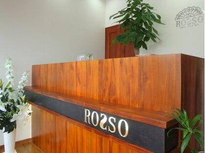 ロッソ ヘアデザイン(ROSSO hair design)の写真