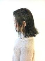 ファースト 長町店(first)【first長町】糸チップハイライトカラーボブ