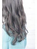 ヘアーメイク ダンス(hair make DANCE)赤味を削る#edol カラー アッシュグレージュ ブリーチなし