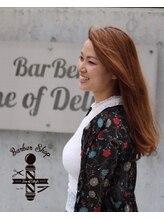 バーバー タイム オブ ディライト(Barber Time Of Delight)大西 奈美