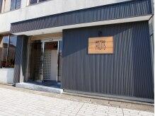 ヘアーデザイン フルーツ(Hair Design FRUITS)の雰囲気(南海岸和田駅徒歩5分。気さくなSTAFFさん達が笑顔でお出迎え☆)